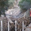 Mullally debris basin