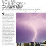 NSSL showcased in Meteorological Technology International