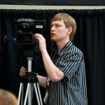 NSSL videographer wins national award