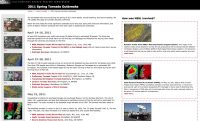 2011 Tornado page