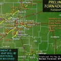 May 24, 2011 Oklahoma tornadoes