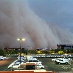 NSSL helps Phoenix power company brace for sand storms