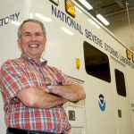 NSSL researcher elected AMS Fellow