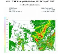 Addition to weather model helps forecast precip types more accurately