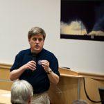 Brooks receives prestigious Science Communicator Award