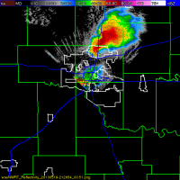 Radars capture valuable scans of May 2013 tornadoes