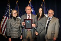 2013 Tech Transfer Award accepted in D.C.