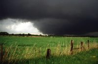 NOAA study shows pattern of fewer days with tornadoes, but more tornadoes on those days
