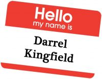 Gab at the Lab: Darrel Kingfield