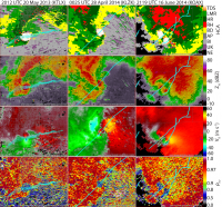 Significant Paper: Automated Detection of Polarimeteric Tornadic Debris Signatures using A Hydrometeor Classification Algorithm