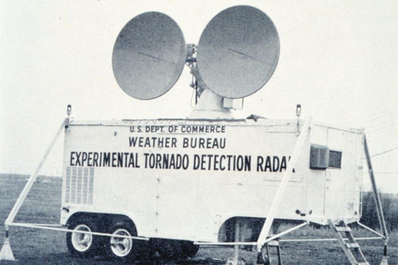 Mobile RadarThen