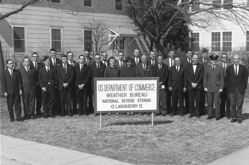 Staff 1964