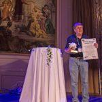 NSSL's Harold Brooks Receives Nikolai Dotzek Award