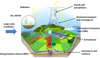 Significant Paper: A review of the remote sensing of lower tropospheric thermodynamic profiles and its indispensable role for the understanding and the simulation of water and energy cycles.