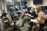 During busiest month for storms, researchers gather in the NOAA Hazardous Weather Testbed