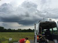 4362photo-2017vortexgrants-texas-tech-researcher-vanna-chmielewski-prepares-to-launch-a-weather-balloon-near-storms-in-northern-alabama-credit-keli-pirtle-noaa