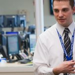 President Obama honors NSSL/CIMMS researcher Corey Potvin for innovative research