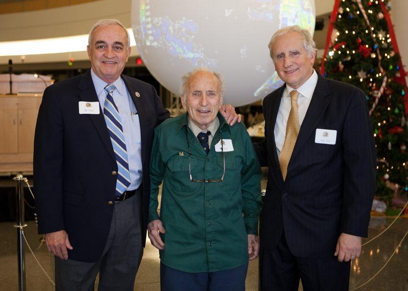 Kimpel, Kessler, Koch at NSSL 50th