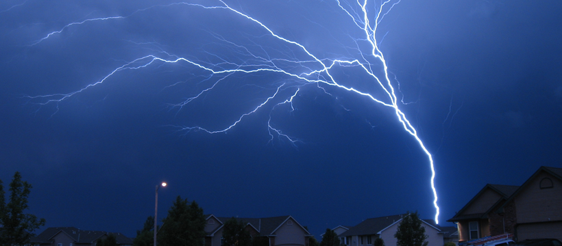 Evaluation Of Human-made Structures Impact On Lightning Data Featured As Research Spotlight