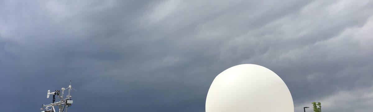 NSSL researchers measure eclipse effects