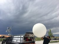 NSSL researchers measure eclipse effects