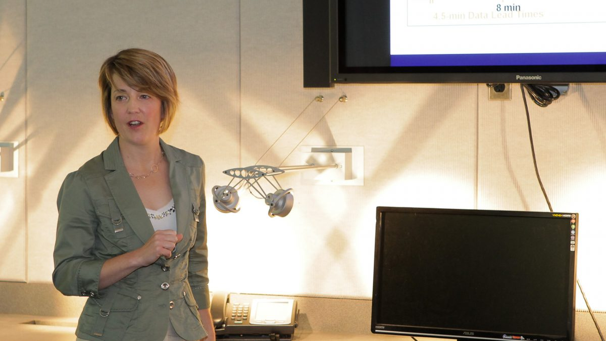 Women of NOAA: Pam Heinselman