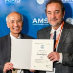 Senior research scientist recently awarded prestigious honor