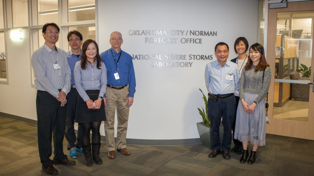 Collaboration with Taiwanese agency foundational to NSSL's MRMS system