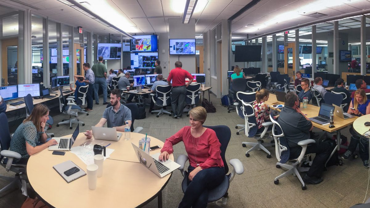 NOAA HWT Hosts Annual Spring Forecasting Experiment