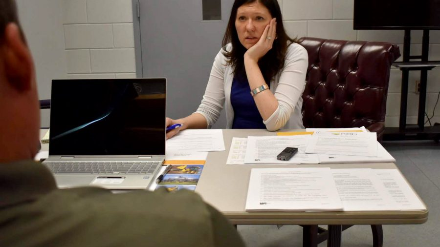 Kim Klockow-McClain interviews a resident of the area of Alabama that experienced deadly tornadoes in early March to learn more about what kind of information is most effective at saving lives and property.