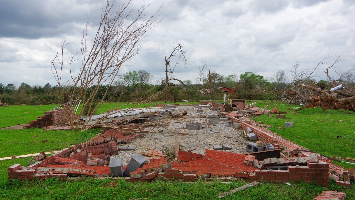 Researchers studying impacts of severe weather threats on community assets, including critical infrastructure