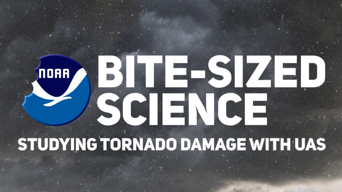New video: Studying tornado damage with Uncrewed Aircraft Systems