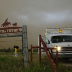 Dust storm in the Texas Panhandle. Credit: Mike Coniglio
